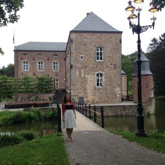 Castle Erenstein built in 1713