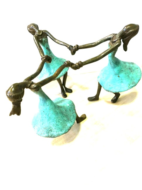 These decorative pieces carries great symbolism.