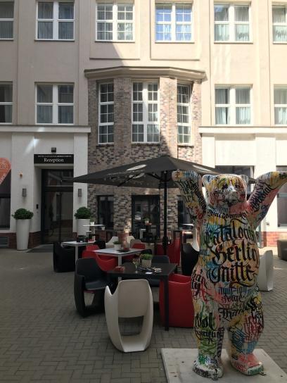 Catalonia Berlin Mitte hotel
