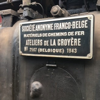 probably a train from the World War II