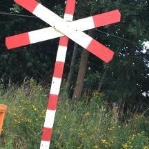classic cross signage