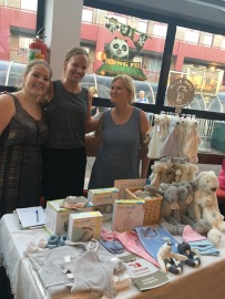 The ladies who make an important roll in the Pregnancy and birth centre